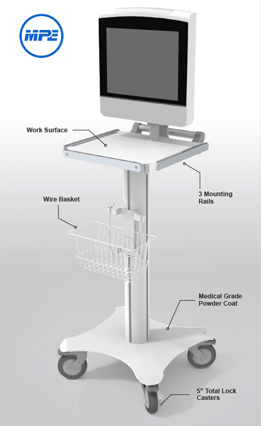 Remote Ventilator Cart from MPE